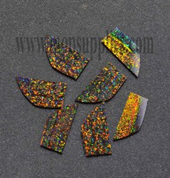 1oz Opal blanks mix size OP34 1.5mm