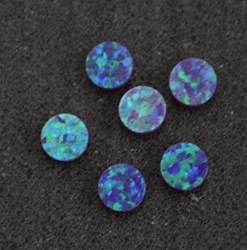 1pc Opal dots OP52 5 x 1.3mm