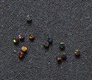 1pc Opal dots OP34 2x1.3mm