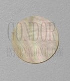 1pc Gold MOP discs 32mm x 0.4mm