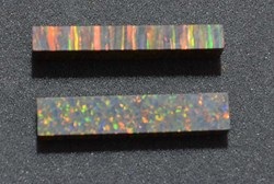 1pc Opal blanks OP34 10x50x6.5mm