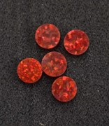 1pc Opal dots OP45 6 x 1.3mm