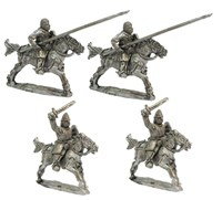 CC53 - Light cavalry at gallop