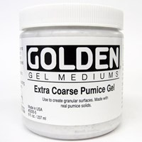 Extra Coarse Pumice Flocking Gel