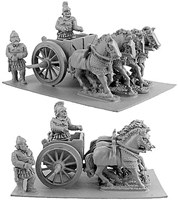 20087 - Persian Scythed Chariot w/ choice of Two Crew)