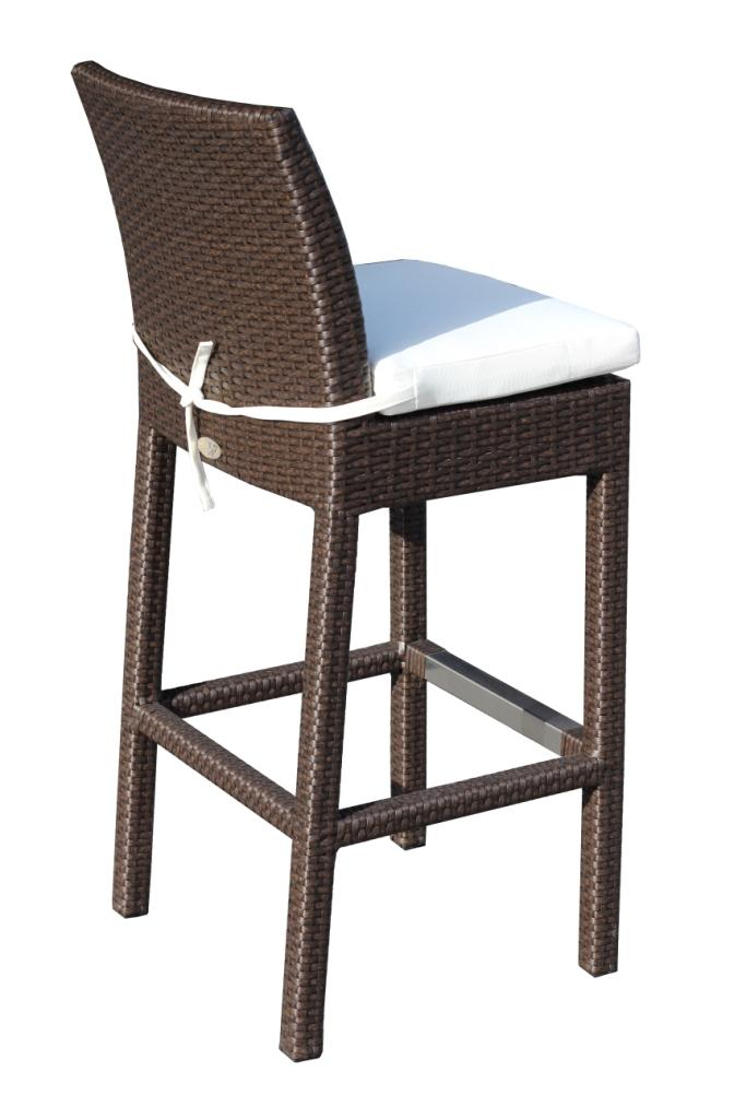 Laua bar stool living vogue for Most comfortable bar stools
