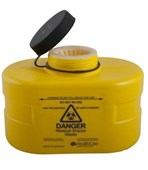 ASP 3L Screw-top Sharps Container