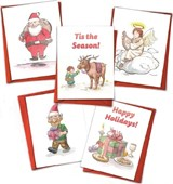 Diabetes NSW Christmas Cards 10 Pack