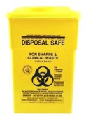 IDC 2L Sharps Container