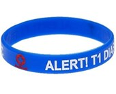 Mediband Wristband Diabetes Type 1