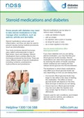 Steroid medications and diabetes (NFS1626)