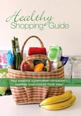 Healthy Shopping Guide 2013