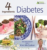 4 Ingredients Diabetes Cookbook