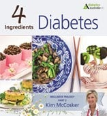 4 Ingredients Diabetes Cook Book (NP1143)