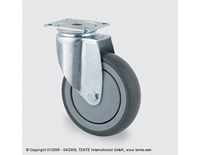 Castor 125mm swivel 2470UAP125P50