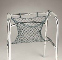 Walking frame net bag 8270