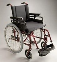 Wheelchair Lightweight AJM818P