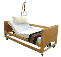 Electric hospital bed AJM Viscount