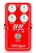 XOTIC BB Preamp-Andy Timmons