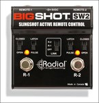 RADIAL BIGSHOT SW2 UNIVERSAL REMOTE FOOTSWITCH