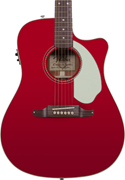 Fender California Sonoran Dreadnought Candy Apple Red