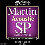 MARTIN SP ACOUSTIC GUITAR STRINGS 11-52