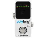 TC ELECTRONIC POLYTUNE 2 MINI WHITE