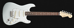 FENDER CUSTOM SHOP JEFF BECK STRATOCASTER OLYMPIC WHITE