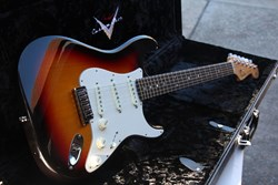 Fender Custom Shop American Custom Strat RW 3 Colour SB