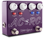 Xotic OZ NOY AC/RC-OZ - LTD ED. BOOST/OVERDRIVE
