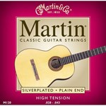 MARTIN & CO CLASSIC GUITAR STRINGS PLAIN END