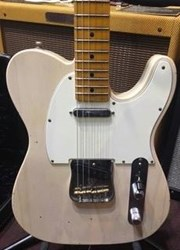 Fender Custom Shop PM JOURNEYMAN RELIC TELECASTER Aged White Blonde