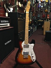 FENDER TELECASTER THINLINE '72 SUNBURST