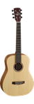 CORT EARTH MINI DREADNOUGHT TRAVEL Ac/El with Bag