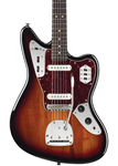 FENDER SQUIER VINTAGE MODIFIED JAGUAR ROSEWOOD 3CS
