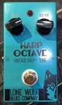 Lone Wolf Harp Octave