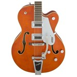 GRETSCH G5420T SINGLE-CUT BIGSBY ORANGE STAIN