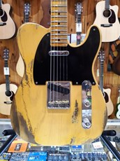 Fender CS 1953 Heavy Relic Telecaster Butterscotch Blonde