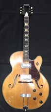 Harmony Vintage 1958 H71 - Meteor Electric hollowbody - Blonde