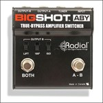 RADIAL BIGSHOT ABY TRUE BYPASS SWITCHER