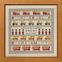 Soldier Soldier - Historical Sampler Company