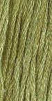Sampler Threads by The Gentle Art - 5 yd Skeins - Avocado #0130