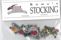 CHARM PACK - ROMA STOCKING - Shepherds Bush