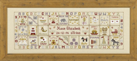 Just for a Girl - Historical Sampler Company