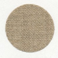 Permin Linen - 32 count - Natural or Raw = DMC #3032/Ecru