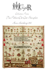 THE POLKA DOT COW SAMPLER  Ann Harding 1811 - Gigi R Designs