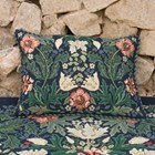 Cushions - Compton- Beth Russell - Blue Background
