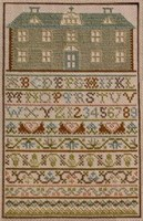 SMALL BAND SAMPLER - Moira Blackburn Traditional Sampler Charts