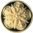 NEEDLE MINDER - TUDOR ROSE - Kelmscott Designs