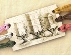 BEESKEP VINTAGE POSTCARD THREAD KEEP - Kelmscott Designs
